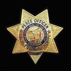 Police Badge PE005