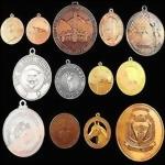 3D Die Struck and Medals SM001
