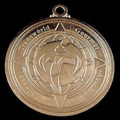 3D Die Struck and Medals SM004