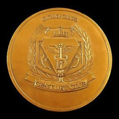 3D Die Struck and Medals SM011