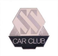 Car Grill Badge 02