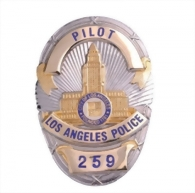 Police Badge 01