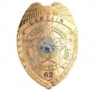 Police Badge 02