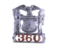 Police Badge 06