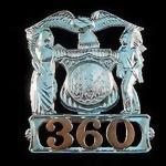 Police Badge PE003