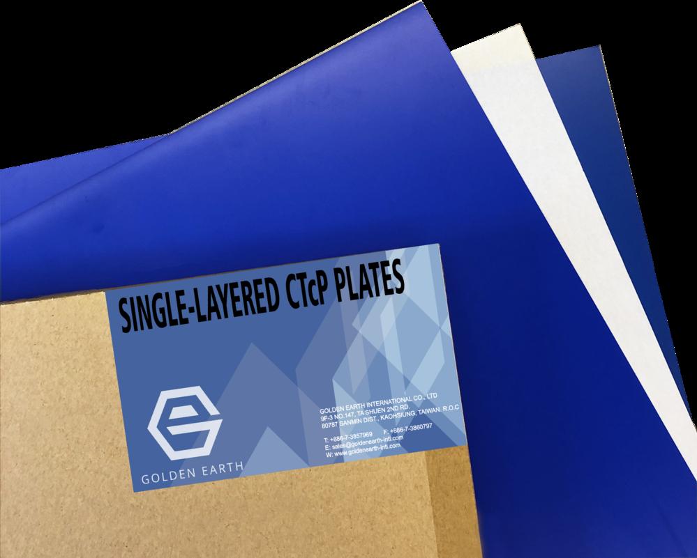 CTcP Plates, UV-CTP Plates - GOLDEN EARTH INTERNATIONAL