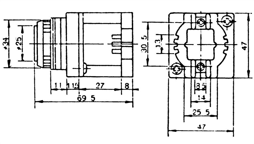蜂鳴器 BF-30