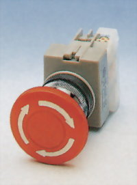 Emergency Stop Switches ALEPB22-1C