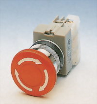Emergency Stop Switches ALEPB25-1C