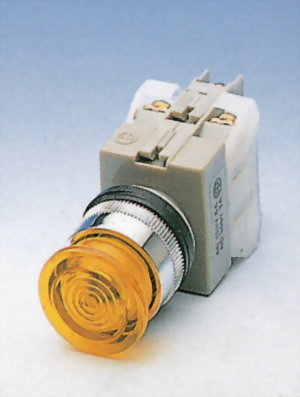 Illuminated Pushbutton Switches ANLPB22-1OC