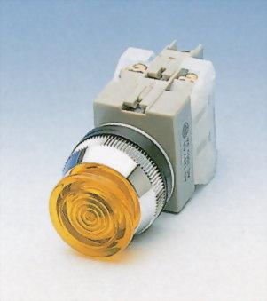 Illuminated Pushbutton Switches ANLPB30-1OC