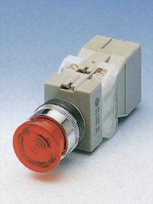 發光按鈕開關 ATLPB22-1OC