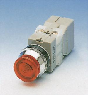 發光按鈕開關 ATLPB30-1OC