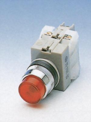 發光按鈕開關 NLPB22-1OC