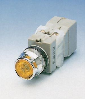 發光按鈕開關 TFLPB25-1OC