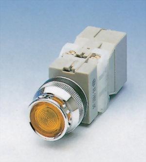 Illuminated Pushbutton Switches TFLPB30-1OC