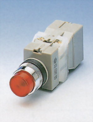 發光按鈕開關 TLPB22-1OC