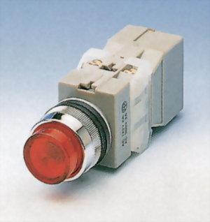 發光按鈕開關 TLPB25-1OC