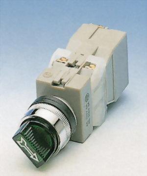 Illuminated Selector Switches TISS25-2O