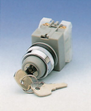 Key Selector Switches AKSS25-1O