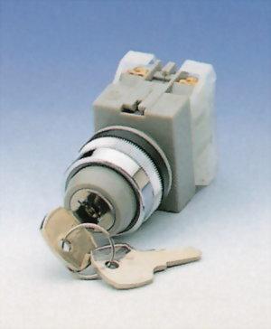 鑰匙選擇開關 AKSS25-1OC