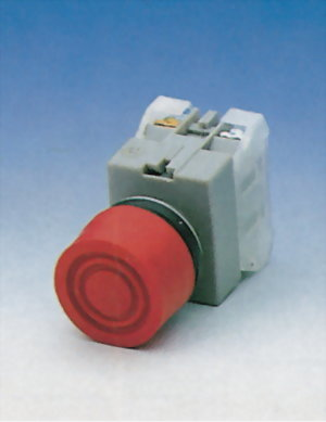 Waterproof Pushbutton Switches RPB22-1O