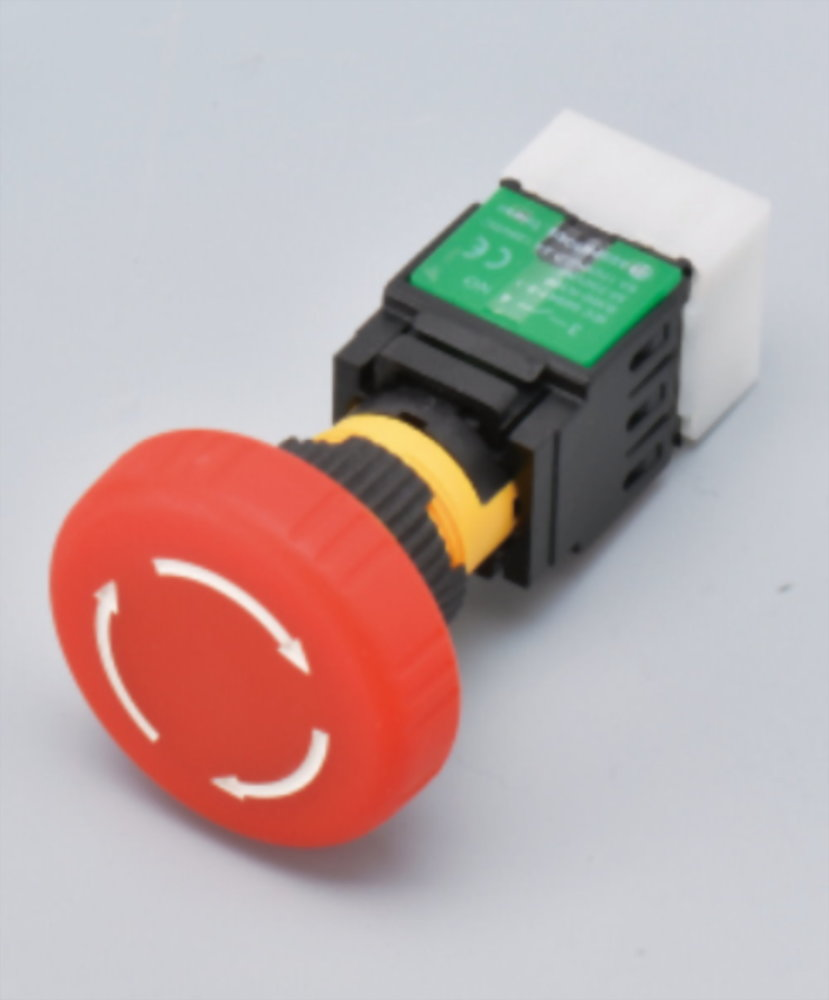 Emergency Stop Switches A16BLMB