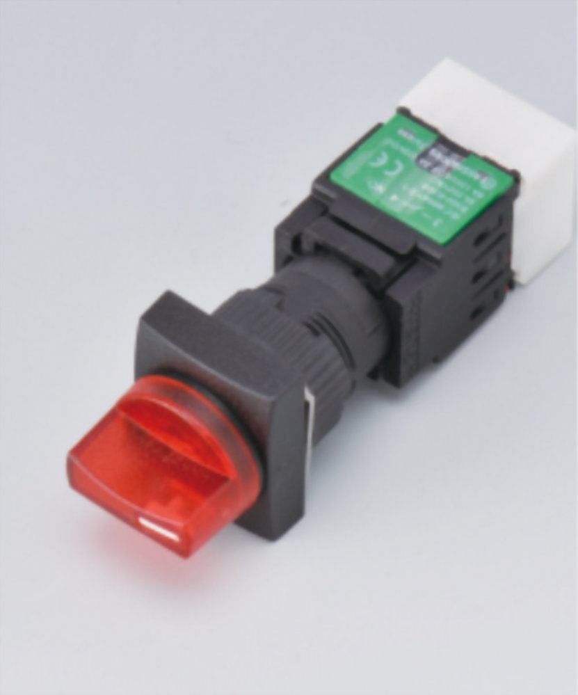 Illuminated Selector Switches A16IST