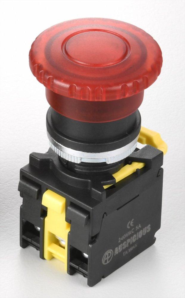 Illuminated Pushbutton Switches A2RML11