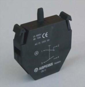 1OC Contact Block B1001