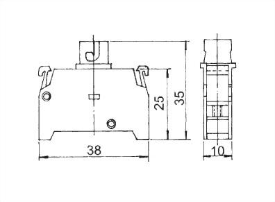 燈座 LH-1B