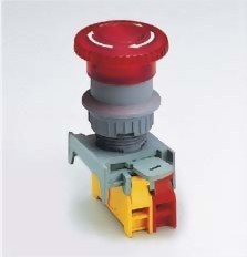 Illuminated Emergency Stop Switches MBL22-1C