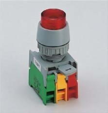 Illuminated Pushbutton Switches GLBL22-1OC