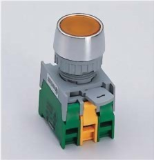 Illuminated Pushbutton Switches LBF22-1OC