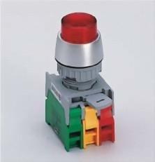 Illuminated Pushbutton Switches LBL22-1OC