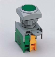 Illuminated Pushbutton Switches LBS22-1O