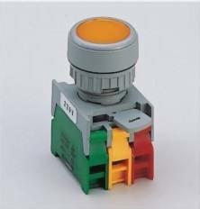 發光按鈕開關 LXB22-1OC