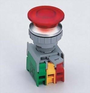 Illuminated Pushbutton Switches LXE30-1OC