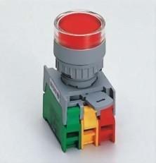 發光按鈕開關 LXG22-1OC
