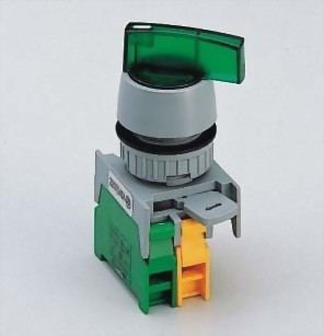 Illuminated Selector Switches GLSL22-1O