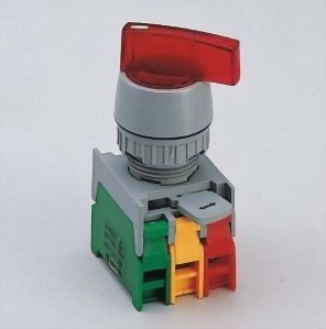 Illuminated Selector Switches GLSRL22-1OC