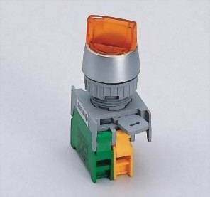 Illuminated Selector Switches SL22-1O