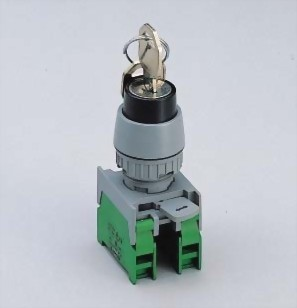 Key Selector Switches GKSR22B-2O
