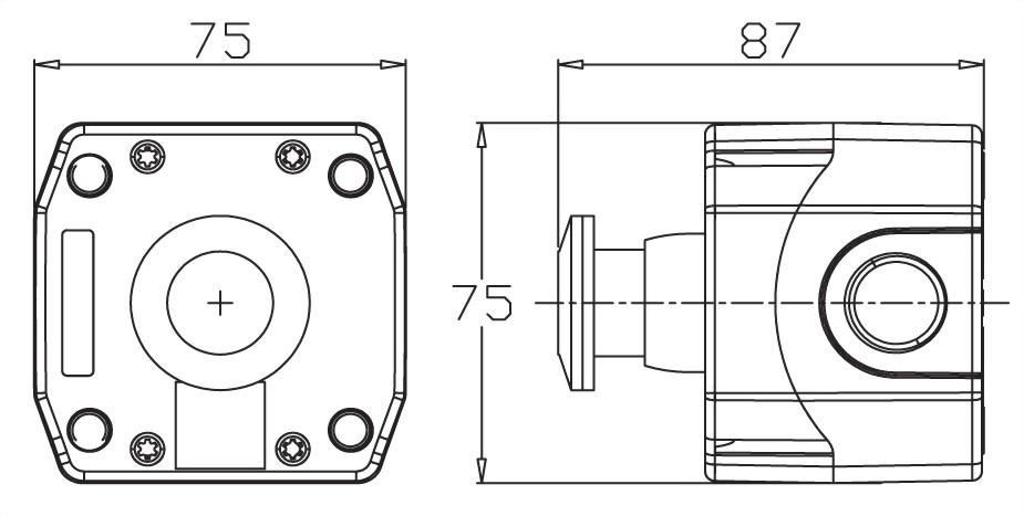 控制盒 B1-LEB-1OC