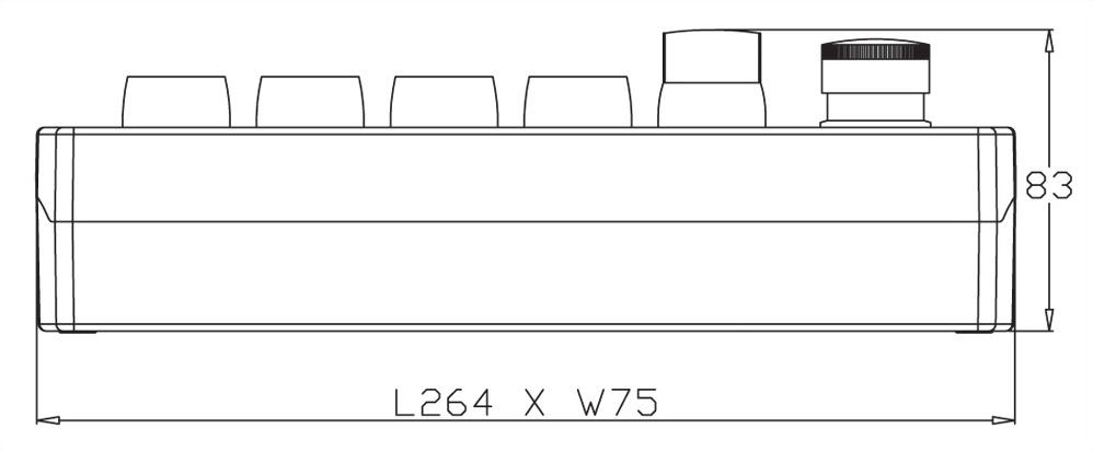 控制盒 B6-ESPB-5O2C