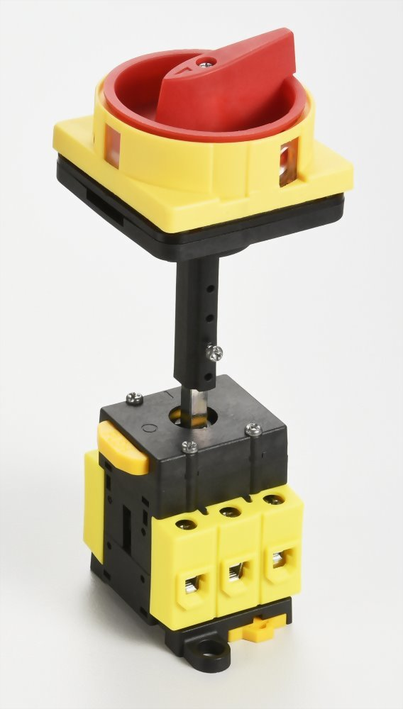 Base Mounting Main Switch DS16-25-40-BR1R 1