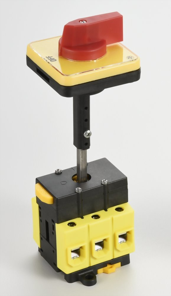 Base Mounting Main Switch DS63-80-BSR 1