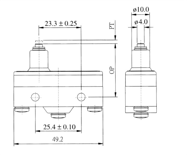 AM系列微動開關 AM-1315 2