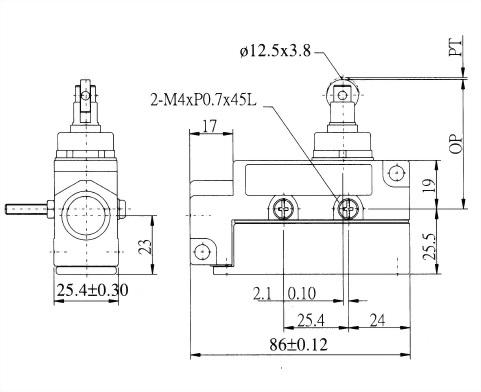 AZ-6 Series Enclosed Limit Switches AZ-6102 2
