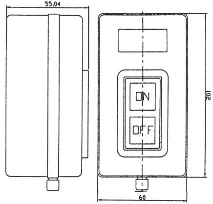 Motor Start Pushbutton SP330